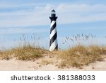 Cape Hatteras Lighthouse Tower...