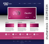 website design template  ...
