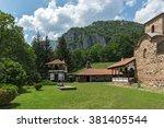 main view to poganovo monastery