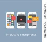 new interactive smartphones...