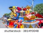 barranquilla   colombia   feb... | Shutterstock . vector #381493048