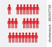 man icon illustration design | Shutterstock .eps vector #381547720