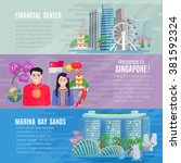 singapore culture for travelers ...   Shutterstock .eps vector #381592324