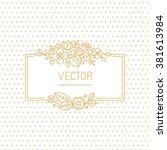 Vector Wedding Invitation...