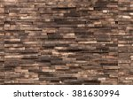 Decorative Wooden Wall...