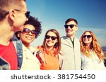 tourism  travel  people ... | Shutterstock . vector #381754450