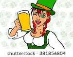 Girl Elf Green Costume St....