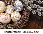 Decorative Hand Painted Easter...