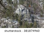 rock formations called... | Shutterstock . vector #381874960