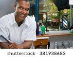 barber | Shutterstock . vector #381938683