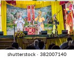 chiang mai  thailand   february ... | Shutterstock . vector #382007140
