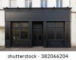 berlin  february 24  empty... | Shutterstock . vector #382066204
