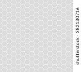 Hexagonal Grid Design Vector...