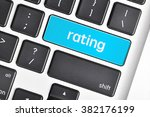 the computer keyboard button... | Shutterstock . vector #382176199