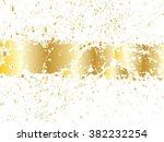 texture asphalt wall useful as... | Shutterstock .eps vector #382232254