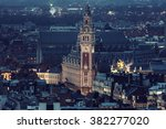 Aerial View Of Lille. Lille ...