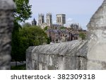 Fortified Cities York Bar Wall...