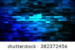 digitally generated abstract... | Shutterstock .eps vector #382372456