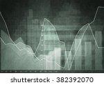 financial background | Shutterstock . vector #382392070