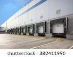 A Large Distribution Warehouse...