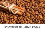 black coffee   Shutterstock . vector #382419319