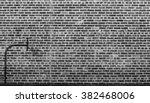 basketball hoop shadow in front ...   Shutterstock . vector #382468006