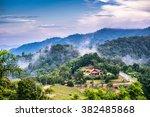 landscape of national park in...   Shutterstock . vector #382485868