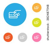 High Quality Vector Icon About...