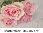 close up macro background with... | Shutterstock . vector #382507579