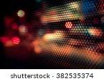 artistic style   defocused... | Shutterstock . vector #382535374