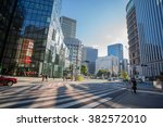 osaka japan   november 09  2015 ... | Shutterstock . vector #382572010