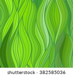 abstract vector wave green... | Shutterstock .eps vector #382585036