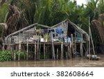 Mekong Delta  Vietnam   Januar...
