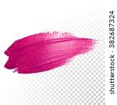 Vector Pink Watercolor Brush...