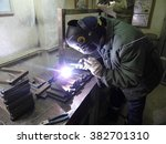 Small photo of welding with additive