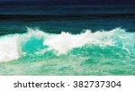 wave | Shutterstock . vector #382737304