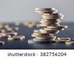 Euro Coins. Euro Money. Euro...