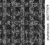 abstract grunge grid polka dot... | Shutterstock . vector #382777579