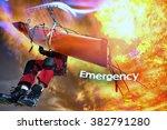 emergency  | Shutterstock . vector #382791280