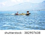 inle lake  myanmar   november... | Shutterstock . vector #382907638