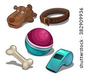 A Set Of Objects For Playing...
