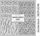 seamless vector pattern of... | Shutterstock .eps vector #382916248