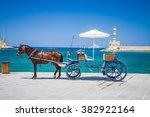 Horse Drawn Carriage  Chania ...