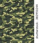 Camouflage Pattern  Seamless...