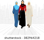 vector illustration of a three... | Shutterstock .eps vector #382964218