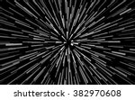 radial white concentric...