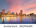 View Of Inner Harbor Area In...