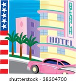 miami | Shutterstock .eps vector #38304700