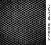 old black steel metal mash...   Shutterstock . vector #383082910