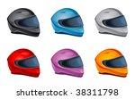 helmet | Shutterstock .eps vector #38311798